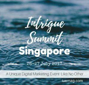 Intrigue Summit Singapore 2017