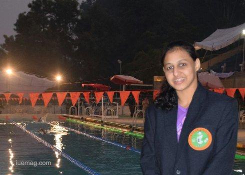 Divya Guruswamy: Swimming to Shores of Success