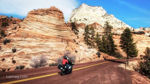 Motorcycle Camping Destinations