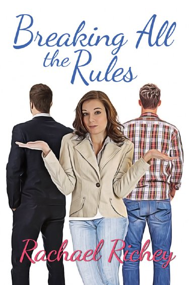 Authors Paradize Breaking All the Rules