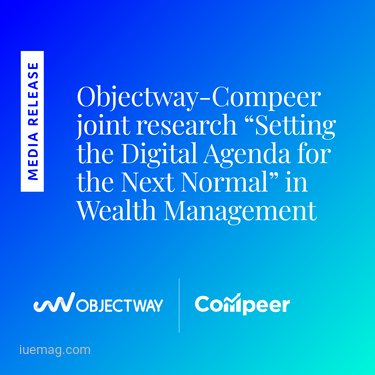 Objectway Releases Joint Research With Compeer