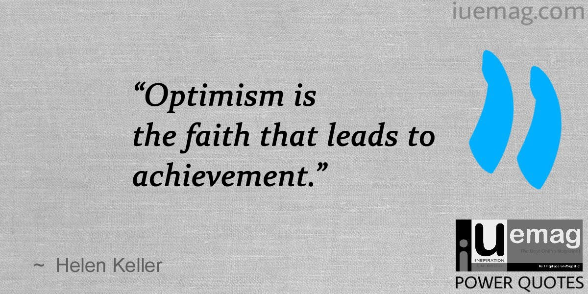 Quotes About Optimism Beauteous 10 Most Inspiring Quotes10 Extraordinary Women  Happy Women's