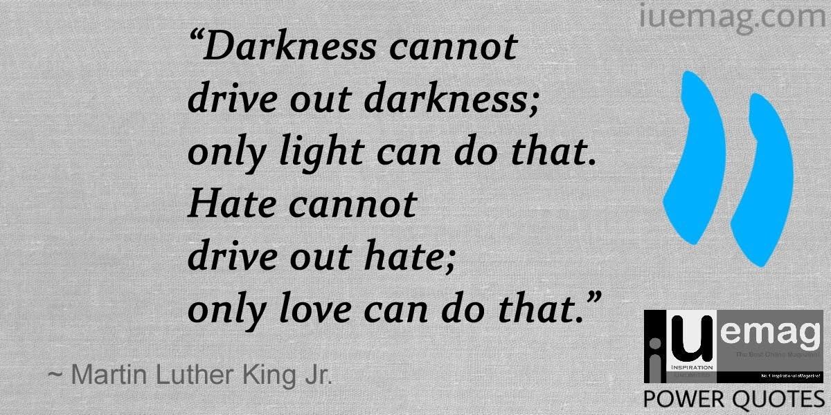 Quotes About Great Leaders Best 9 Quotesmartin Luther King Jr. To Inspire You To Be A Great