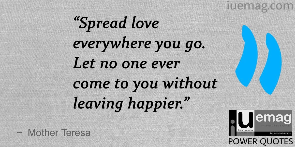 60 Of Mother Teresa's Most Inspiring Quotes To Lead A Life Of Peace Gorgeous Inspirational Quotes About Life And Love