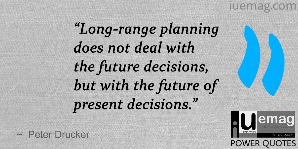 10 significant peter drucker quotes to help you become an