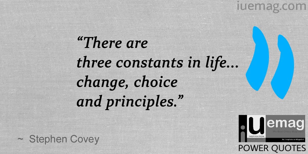 8 Most Inspiring Quotes By Stephen Covey That Can Change Your Life