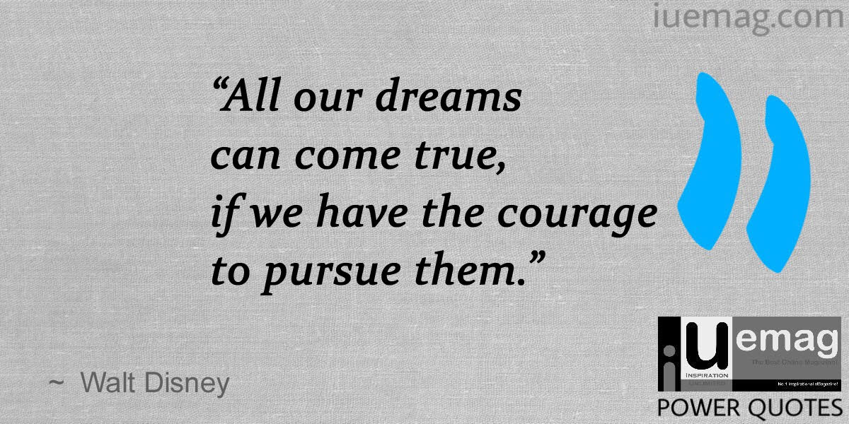 7 Walt Disney Quotes To Rediscover Yourself