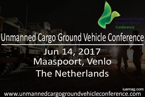 Unmanned Cargo Ground Vehicle Conference