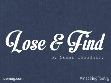 lose and find