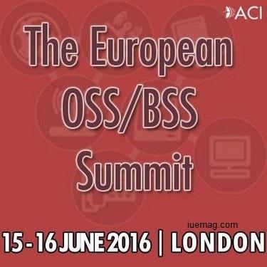 ACI's European OSS/BSS Summit
