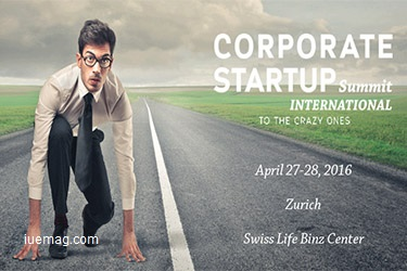 Corporate Startup Summit 2016