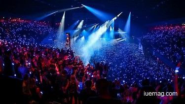 Top EDM festival