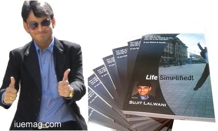 sujit lalwani with life simplified,inspiration unlimited