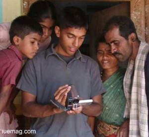 Mr. Rikin Gandhi- Founder and CEO of Digital Green,entrepreneur,green revolution