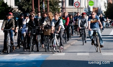 The Battle for Bringing Bicycles