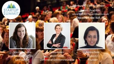 Female Founders / FanDuel & Startup Summit