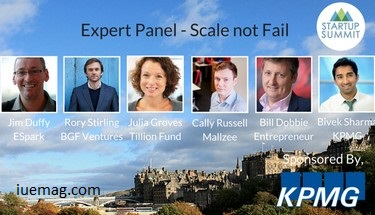 Scale not Fail - KPMG Expert Panel