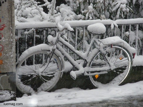 All-Weather Cycling