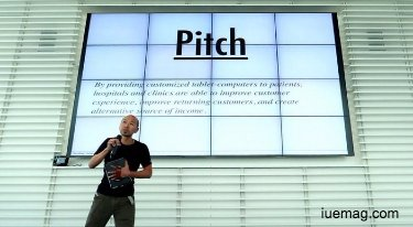 Startup Pitch at SiGMA this November