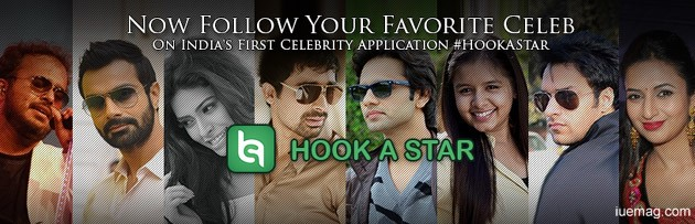 A Promising & Fast Growing Celebrity - Fan Engagement App by Young Turks,hookastar