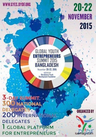 Global Youth Entrepreneurs Summit 2015