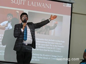 Sujit Lalwani