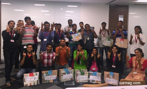Sandisk - Imbibing the culture of eco-friendliness