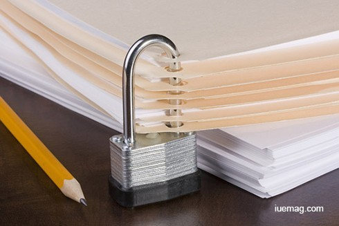 Effectively Secure Your Documents and Sensitive D