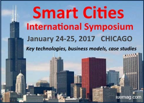 Smart Cities Symposium in Chicago