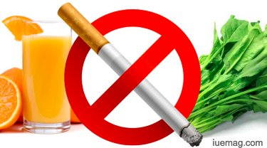 7 Foods That Inspire You to Quit Smoking