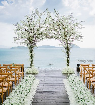 Inspiring Flower Decors for Unique Wedding Decorations