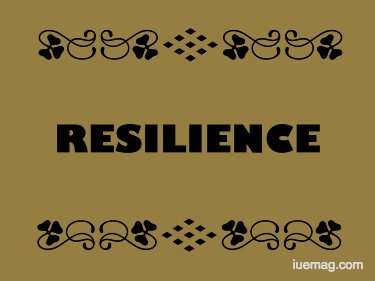 Resilience for youth