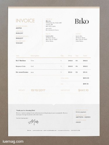 Invoice software for ecommerce Businesses