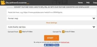 YouTube Videos Conversion