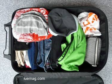 Travelling and Camping with Less Luggage