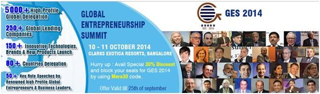 global entrepreneurship summit 2014,innovation,opportunities