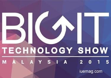 BIGIT Technology - Show Malaysia 2015