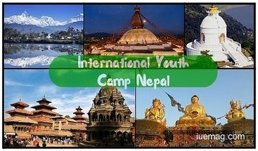 International Youth Camp Nepal 2015