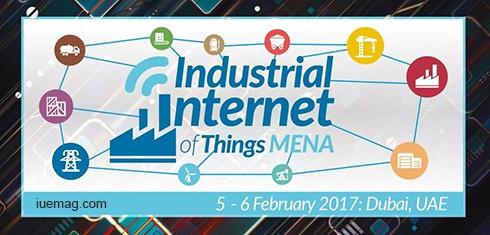 Industrial IoT MENA 2017