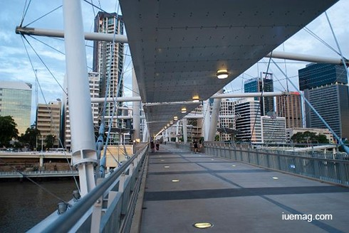 Green Bridges Inspire Sustainability and Green Living