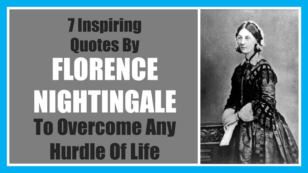a biography of florence nightingale The history of women's suffrage  in part 3 of our podcast series, we talk about the history of women.