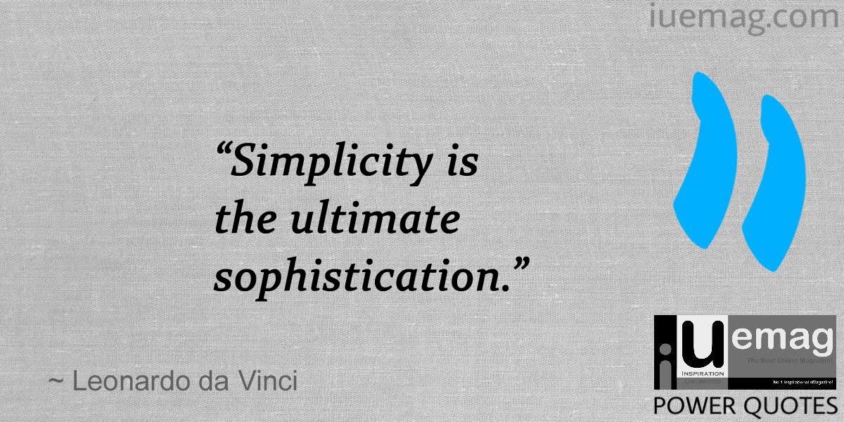 60 Leonardo Da Vinci Quotes To Convert Your Knowledge Into Wisdom Amazing Da Vinci Quotes