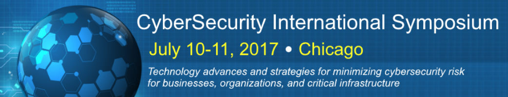 CyberSecurity International Symposium 2017