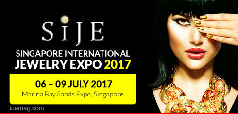Singapore International Jewelry Expo 2017
