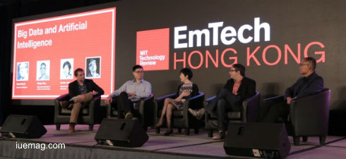 Science and Technology at EmTech Hong Kong