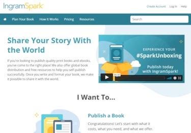 Self Publishing Platforms