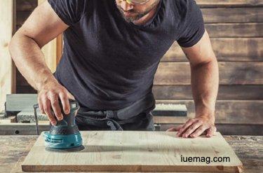 BestOrbitalSlander creates the best wooden surfaces