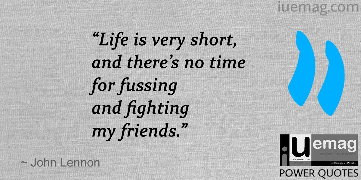 Quotes To Live Life By Brilliant 10 John Lennon Quotes That Help You To Live Your Life To The Fullest