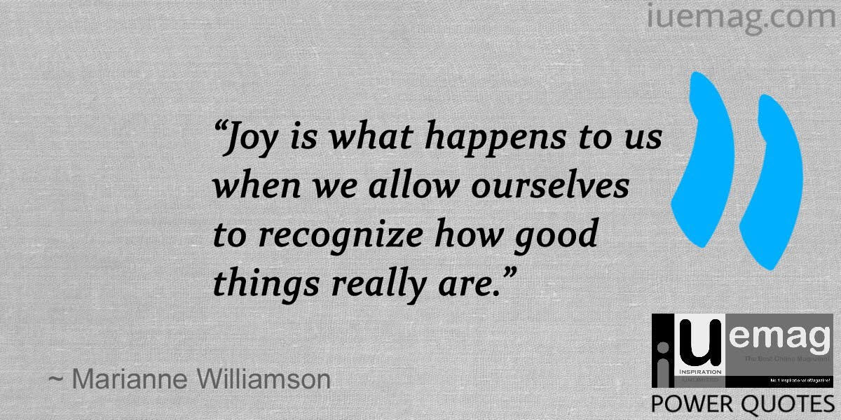 6 Inspiring Marianne Williamson Quotes To Bring You Harmony
