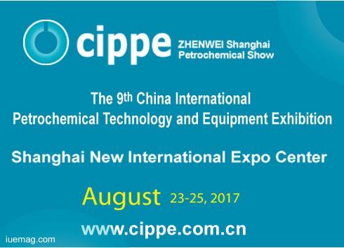 CIPPE Shanghai 2017